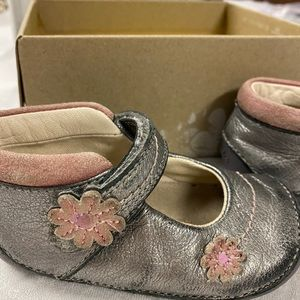 Clarks Mary Janes for your lil walker!